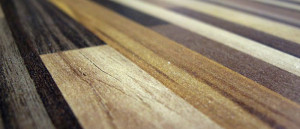 Laminated chipboards